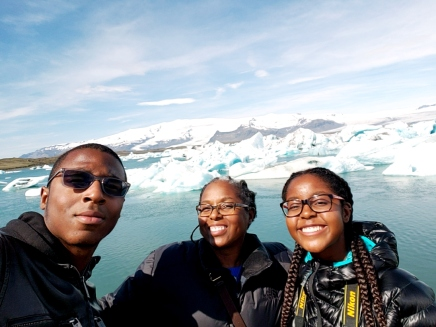 Iceland--Brown Family
